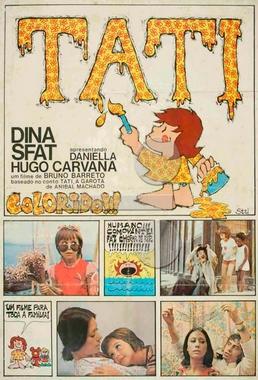 Tati, a Garota (Bruno Barreto 1973) - Drama