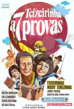 Teixeirinha a Sete Provas (Milton Barragan 1972) - Aventura