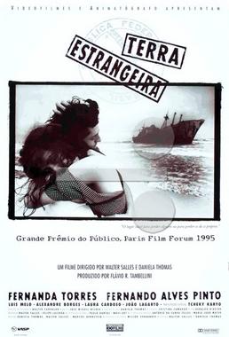 Terra Estrangeira (Walter Salles Júnior e Daniela Thomas 1995) - Drama
