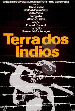 Terra dos Índios (Zelito Vianna 1979) - Documentário