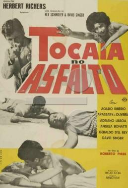 Tocaia no Asfalto (Roberto Pires, 1962) - Aventura
