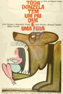 Toda Donzela Tem Um Pai Que É Uma Fera (Roberto Farias 1966) - Comédia