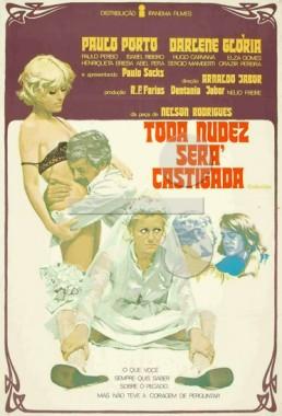Toda Nudez Será Castigada (Arnaldo Jabor 1972) - Drama