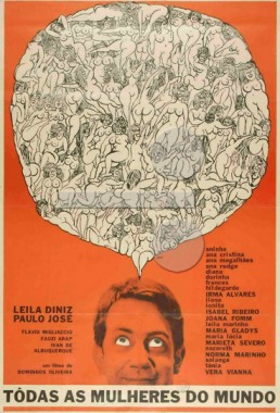 Todas as Mulheres do Mundo (Domingos de Oliveira 1966) - Comédia