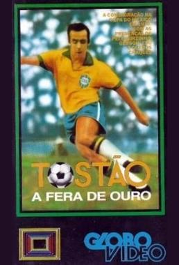 Tostão - A Fera de Ouro! (Paulo Leander e Ricardo Gomes Leite 1970) - Documentário