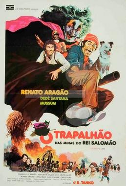 Trapalhão nas Minas do Rei Salomão (J.B.Tanko 1977) - Infantil