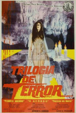 Trilogia de Terror (Ozualdo Candeias, Luiz Sérgio Person e José Mojica Marins 1968) - Horror