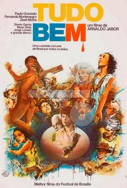 Tudo Bem (Arnaldo Jabor 1978) - Comédia