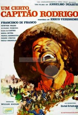 Um Certo Capitao Rodrigo (Anselmo Duarte 1971) - Aventura