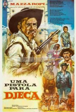 Uma Pistola para D'Jeca (Ary Fernandes 1969) - Comédia
