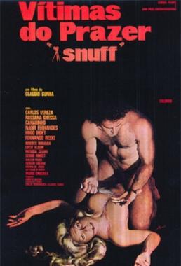 Vítimas do Prazer - Snuff (Cláudio Cunha 1977) - Drama