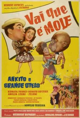 Vai Que é Mole (J.B.Tanko 1960) - Comédia