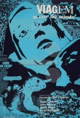 Viagem Ao Fim do Mundo (Fernando Cony Campos 1968) - Drama
