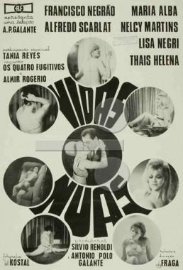 Vidas Nuas (Ody Fraga 1967) - Drama