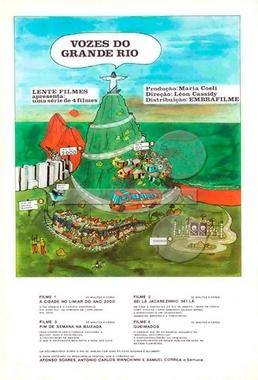 Vozes do Grande Rio (Leon Cassidy 1977) - Documentário
