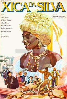 Xica da Silva (Carlos Diegues 1976) - Drama