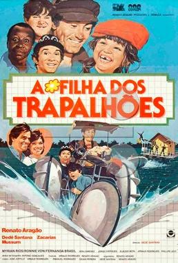 A Filha dos Trapalhões (Dedé Santana 1984) - Infantil
