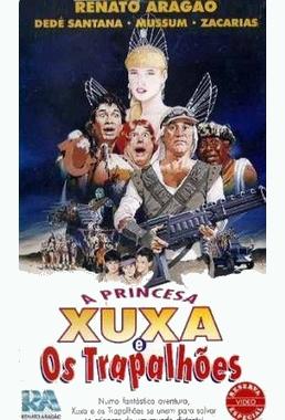 A Princesa Xuxa e os Trapalhões (José Alvarenga Júnior 1989) - Infantil