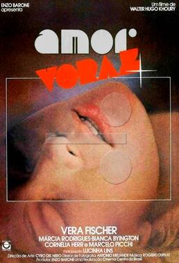 Amor Voraz (Walter Hugo Khouri 1984) - Ficção