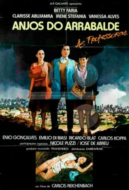 Anjos do Arrabalde (Carlos Reichenbach 1986) - Drama