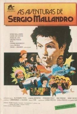 As Aventuras de Sérgio Mallandro (Erasto Filho 1988) - Comédia Infantil