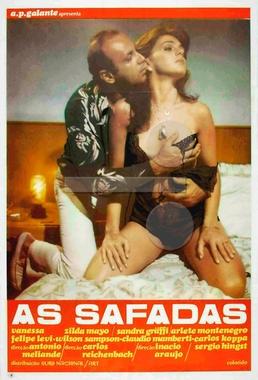 As Safadas (Carlos Reichenbach, Inácio Araújo e Antônio Meliande 1982) - Comédia
