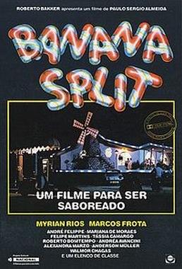 Banana Split (Paulo Sérgio Almeida 1988) - Comédia