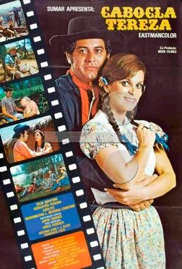 Cabocla Tereza ( Sebastião Pereira 1980) - Drama Rural