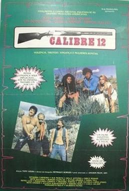 Calibre 12 (Tony Vieira 1988) - Policial