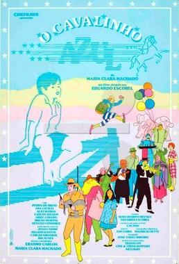 Cavalinho Azul (Eduardo Escorel 1984) - Infantil