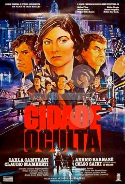 Cidade Oculta (Chico Botelho 1986) - Policial