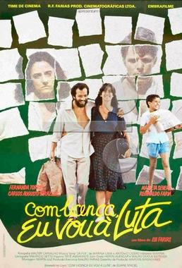 Com Licença Eu Vou a Luta (Lui Farias 1986) - Drama