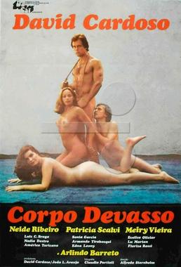 Corpo Devasso (Alfredo Sternheim 1980) - Drama