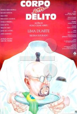 Corpo em Delito (Nuno César Abreu 1989) - Drama