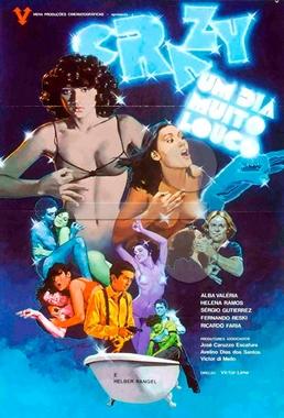 Crazy, um Dia Muito Louco (Victor Lima 1981) - Comédia