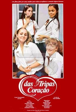 Das Tripas Coração (Ana Carolina Soares 1982) - Drama
