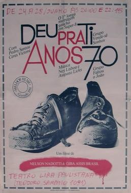 Deu Pra Ti, Anos 70 (Giba Assis Brasil 1981) - Comédia