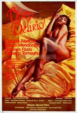 Doce Delírio (Manoel Paiva 1982) - Drama