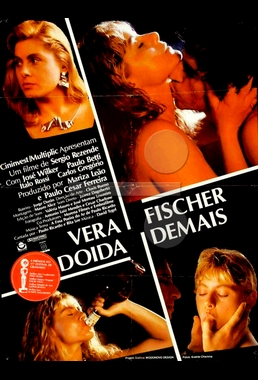Doida Demais (Sérgio Rezende 1989) - Aventura Policial