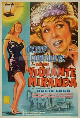 Dona Violante Miranda (Fernando de Barros 1960) - Comédia