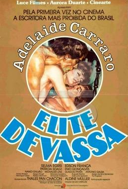 Elite Devassa (Luiz Castillini 1984) - Drama