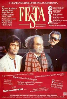 Festa (Ugo Giorgetti 1989) - Comédia