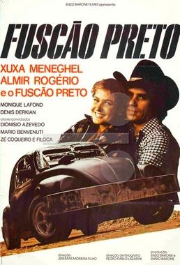 Fuscão Preto (Jeremias Moreira Filho 1983) - Aventura Musical Rural