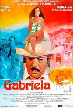 Gabriela (Bruno Barreto 1983) - Drama