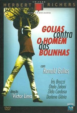 Golias Contra o Homem das Bolinhas (Victor Lima 1969) - Comédia