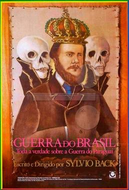 Guerra do Brasil (Sylvio Back 1987) - Documentário