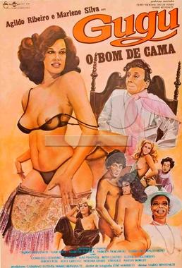 Gugu, o Bom de Cama (Mário Benvenutti 1980) -  Comédia