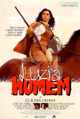 Luzia Homem (Fábio Barreto 1988) - Aventura