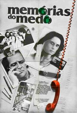 Memórias do Medo (Alberto Graça 1981) - Drama