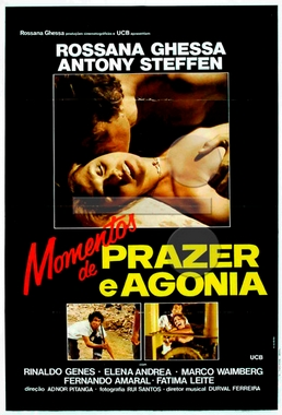 Momentos de Prazer e Agonia (Adnor Pitanga 1983) - Suspense